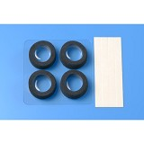 TAMIYA Narrow Reston - Black [15388] - Slot Car Track, Part, and Accessories